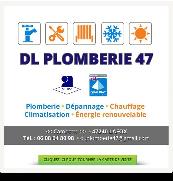 Plombier Agen Dl Plomberie 47 Lacouture Damien